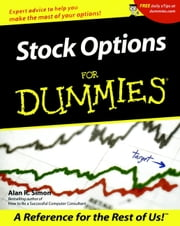 Stock Options For Dummies ebook by Alan R. Simon