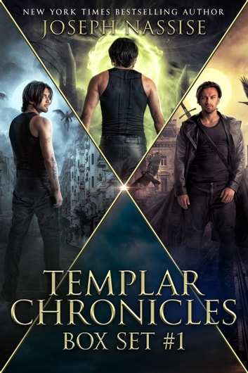 The Templar Chronicles Box Set #1 ebook by Joseph Nassise