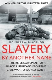 Slavery by Another Name - The re-enslavement of black americans from the civil war to World War Two ebook by Douglas A. Blackmon