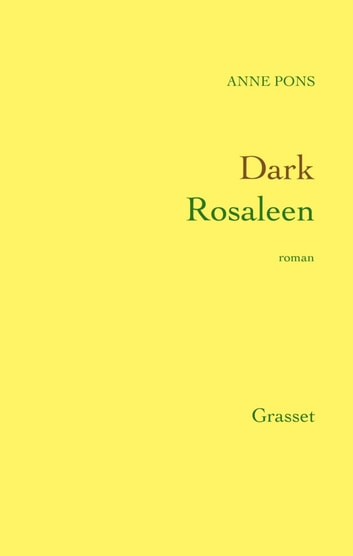Dark Rosaleen ebook by Anne Pons