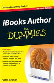 iBooks Author For Dummies ebook by Galen Gruman