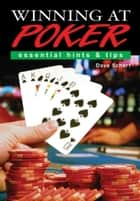 Winning At Poker ebook by Dave Scharf
