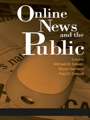 Online News and the Public ebook by