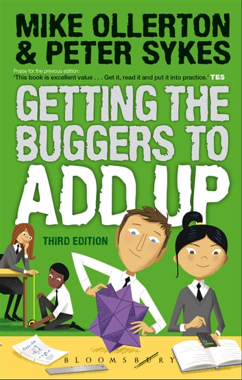 Getting the Buggers to Add Up ebook by Mike Ollerton,Peter Sykes