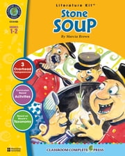 Stone Soup (Marcia Brown) ebook by Marie-Helen Goyetche