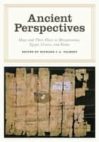 Ancient Perspectives ebook by Richard J. A. Talbert