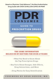 PDR Consumer Guide to Prescription Drugs ebook by PDR Staff
