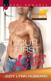 Our First Kiss ebook by Judy Lynn Hubbard