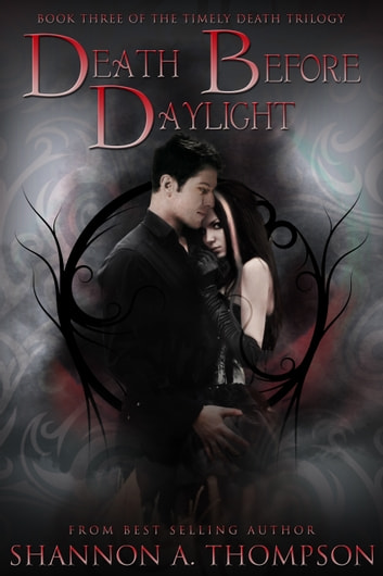 Death Before Daylight ebook by Shannon A. Thompson