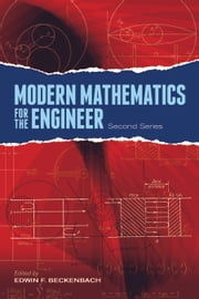 Modern Mathematics for the Engineer: Second Series ebook by Edwin F. Beckenbach,Magnus R. Hestenes