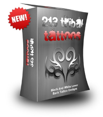 213 Tribal Tattoos ebook by Anonymous