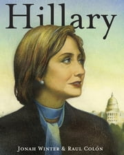 Hillary ebook by Jonah Winter,Raul Colon
