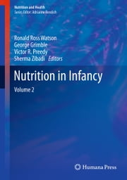 Nutrition in Infancy - Volume 2 ebook by