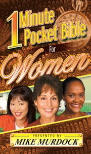 1 Minute Pocket Bible For Women ebook by Mike Murdock