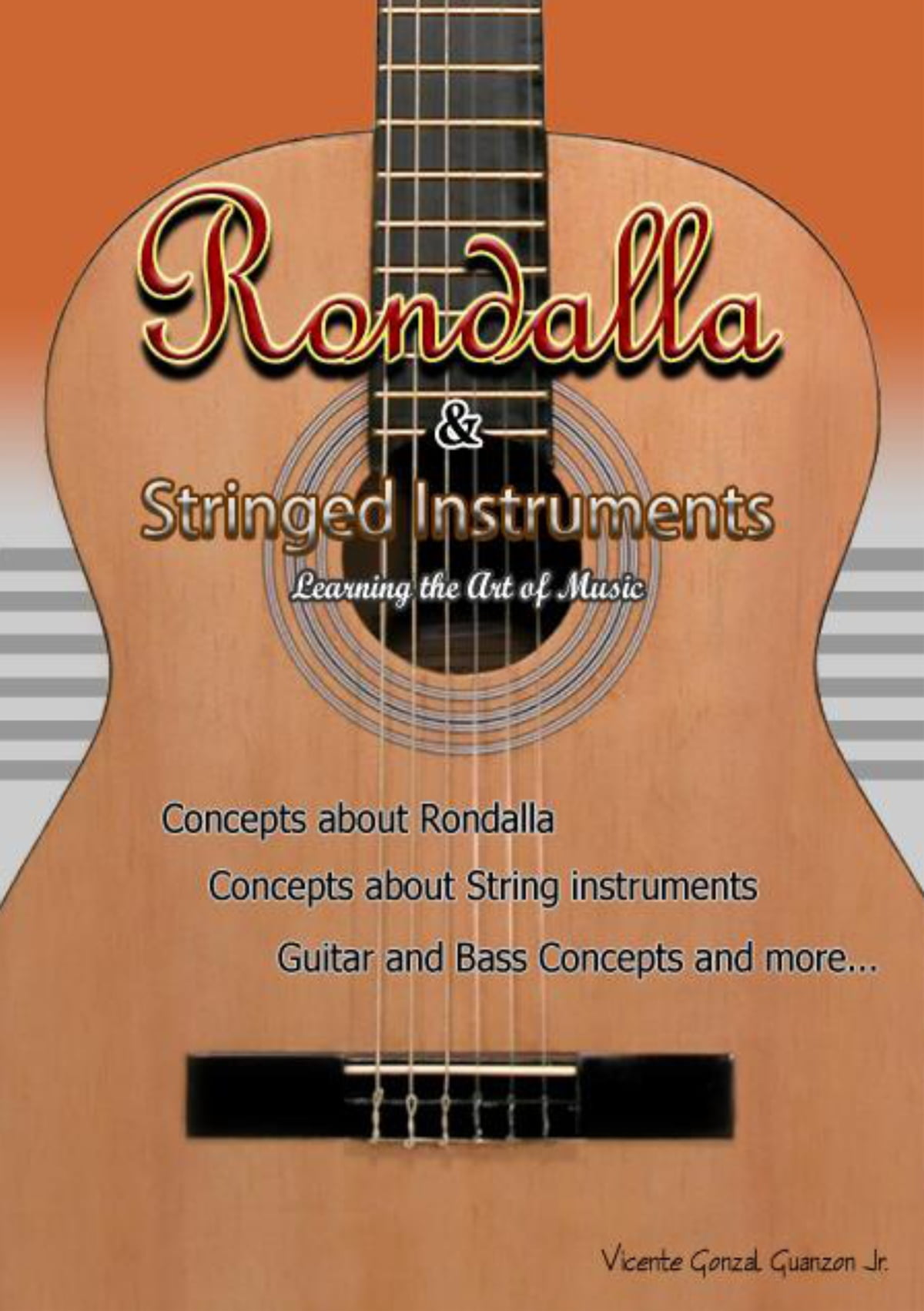 Rondalla And Stringed Instruments Ebook By Vicente Guanzon Jr