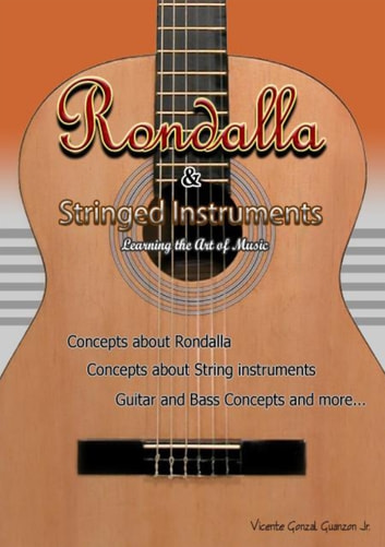 Rondalla and Stringed Instruments eBook by Vicente Guanzon Jr ...