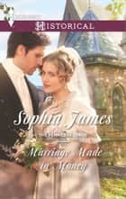Marriage Made in Money ebook by Sophia James