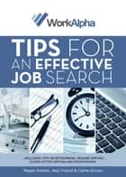 Tips for an Effective Job Search ebook by Megan Koehler, Alex Freund, Cathie Ericson