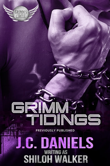 Grimm Tidings ebook by J.C. Daniels,Shiloh Walker