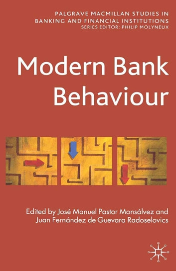 Modern bank behaviour ebook by 9781137001863 rakuten kobo modern bank behaviour ebook by fandeluxe