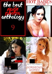 The Best Nude Photos Anthology 9 - 3 books in one ebook by Kate Halliday,Lisa North,Lisa Barnes