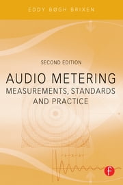 Audio Metering ebook by Eddy Brixen