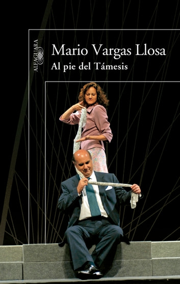 Al pie del Támesis ebook by Mario Vargas Llosa