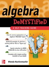 Algebra Demystified ebook by Huettenmueller