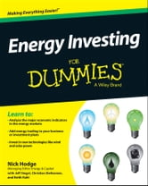 Energy Investing For Dummies ebook by Nick Hodge