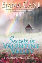 Secrets In Valentine Valley: A Valentine Valley Novella ebook by Emma Cane