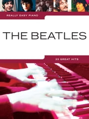 Really Easy Piano: The Beatles ebook by The Beatles,Ann Barkway