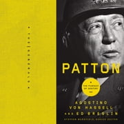 Patton - The Pursuit of Destiny audiobook by Agostino Von Hassell, Ed Breslin