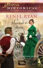 Hannah's Beau ebook by Renee Ryan