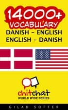 14000+ Vocabulary Danish - English ebook by Gilad Soffer