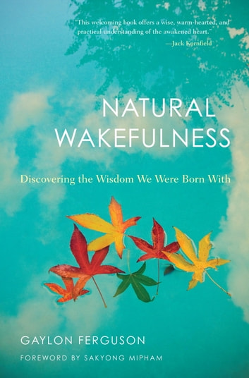 Natural Wakefulness - Discovering the Wisdom We Were Born With ebook by Gaylon Ferguson