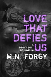 Love That Defies Us - The Devil's Dust ebook by M.N. Forgy