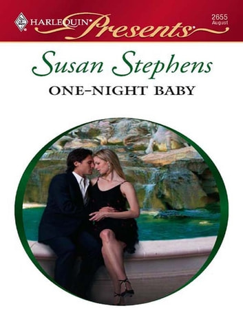 One-Night Baby - A Secret Baby Romance ekitaplar by Susan Stephens