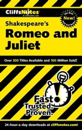 CliffsNotes on Shakespeare's Romeo and Juliet ebook by Annaliese F Connolly