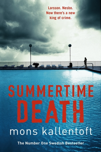 Summertime Death - Malin Fors 2 ebook by Mons Kallentoft