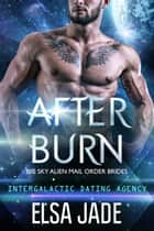 After Burn: Big Sky Alien Mail Order Brides #4 (Intergalactic Dating Agency) - Intergalactic Dating Agency ebook by