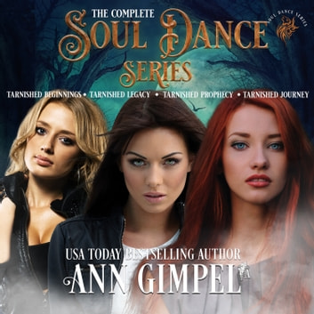 Soul Dance (4-Book Series) - Shifter Paranormal Romance audiobook by Ann Gimpel