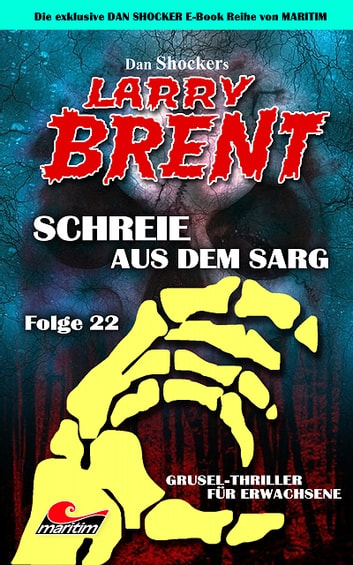 Dan Shocker's LARRY BRENT 22 ebook by Dan Shocker
