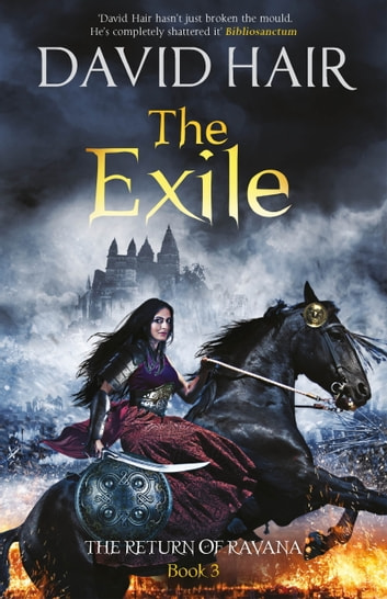 The Exile - The Return of Ravana Book 3 ebook by David Hair