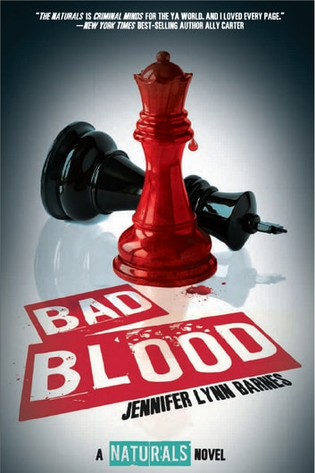 Bad Blood eBook by Jennifer Lynn Barnes