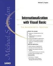 Internationalization with Visual Basic ebook by Kaplan, Michael S.