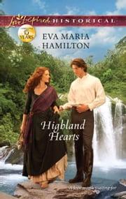 Highland Hearts ebook by Eva Maria Hamilton