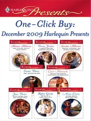 One-Click Buy: December 2009 Harlequin Presents ebook by Melanie Milburne, Penny Jordan, Sandra Marton,...
