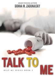 Talk To Me ebook by Donna M Zadunajsky
