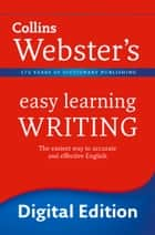 Writing (Collins Webster's Easy Learning) ebook by Collins