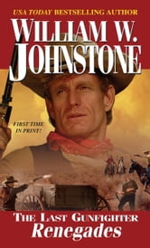 The Last Gunfighter 20Sudden Fury by William W. Johnstone (2011, CD)